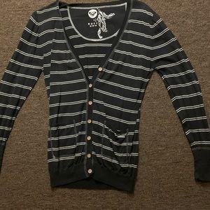 Roxy button up long sleeve